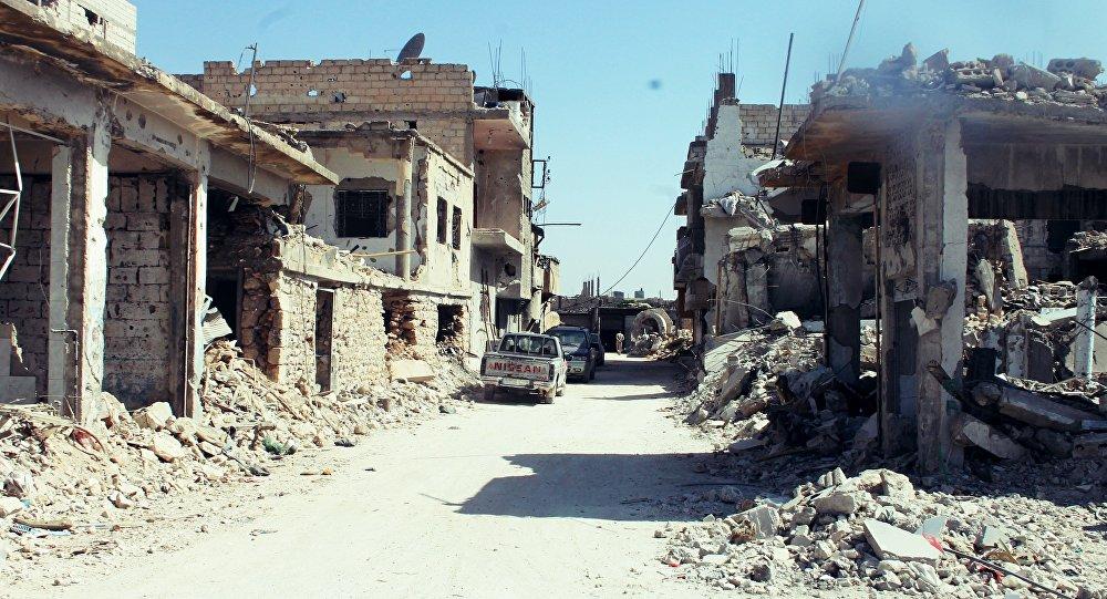 Suriye: Koalisyon, Deyr ez Zor'da DSG'ye karşı çıkan sivilleri hedef aldı