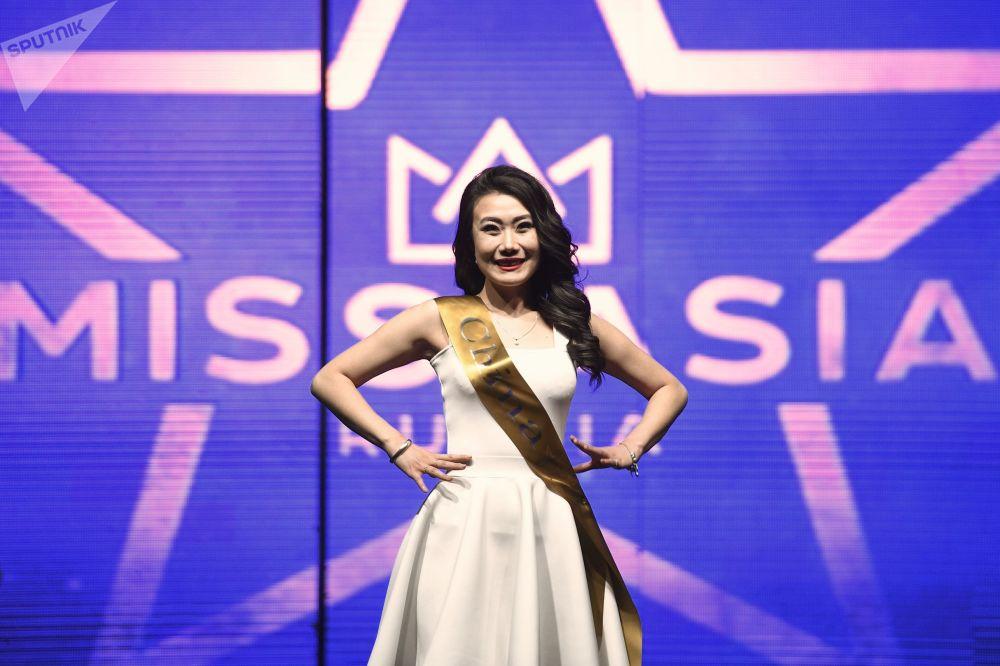 Miss Asia Russia 2017  Yarışması