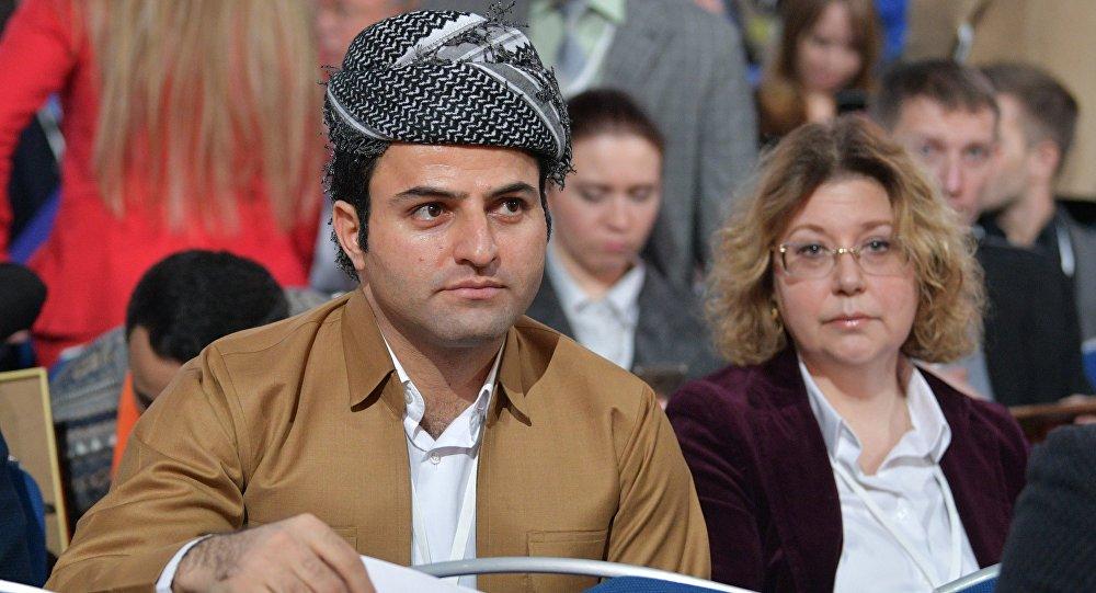 Direkt hat'a katılan Iraklı kürt gazeteci