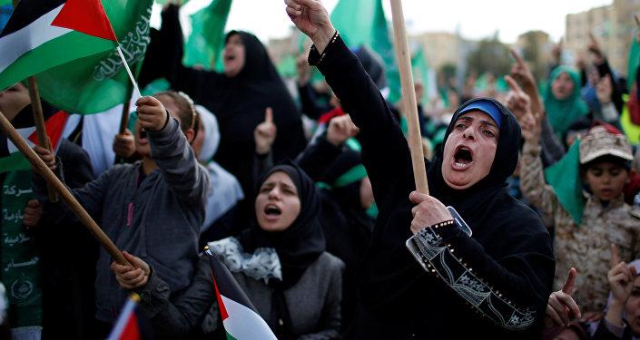 Hamas'ın 30. kuruluş yıl dönümü