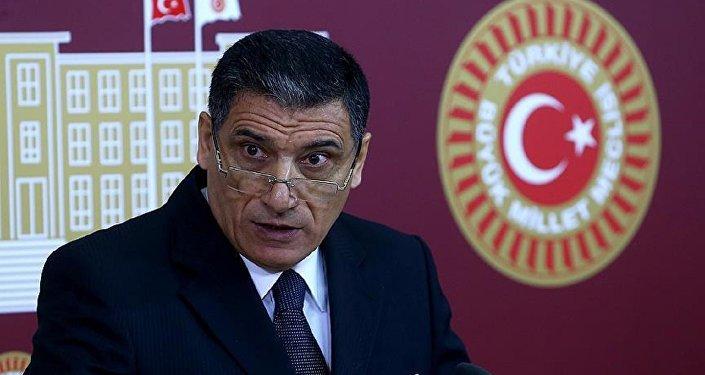İYİ Parti Genel İdare Kurulu (GİK) Üyesi Nuri Okutan