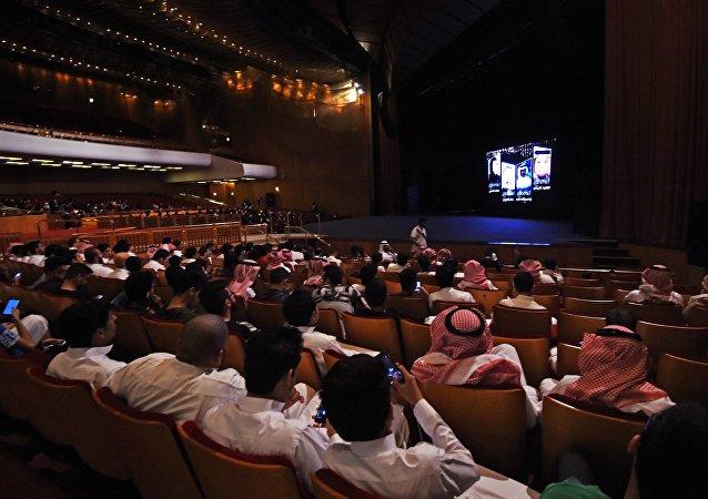 Suudi Arabistan-sinema