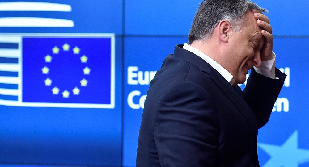 Victor Orban AB zirvesi