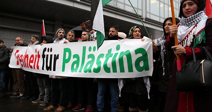 Almanya- Kudüs- İsrail- Filistin