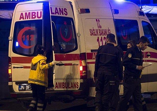 Ambulans- Türkiye