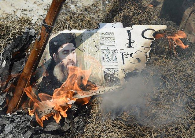 Hindistan Yeni Delhi Şiiler IŞİD-Bağdadi'yi protesto etti