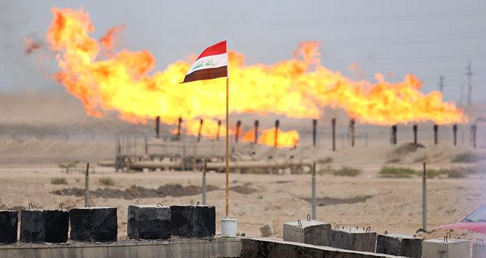 Irak Basra Zübeyr petrol boru hattı