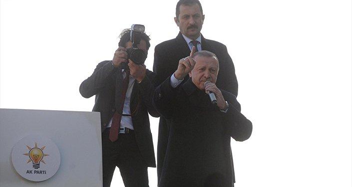 Cumhurbaşkanı Recep Tayyip Erdoğan Yalova'da
