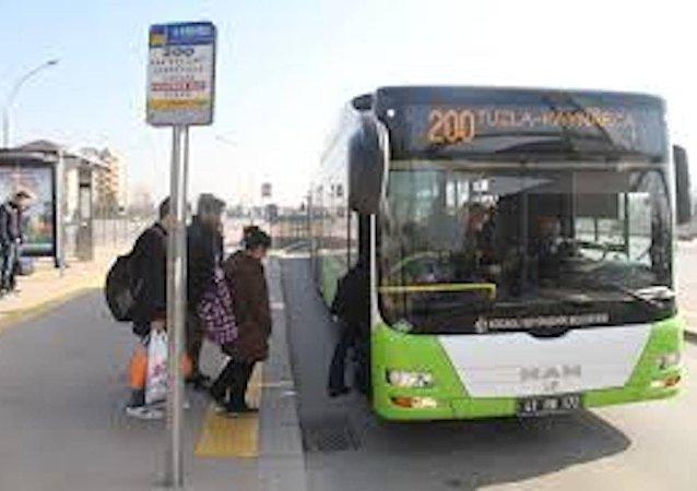 Kocaeli-otobüs