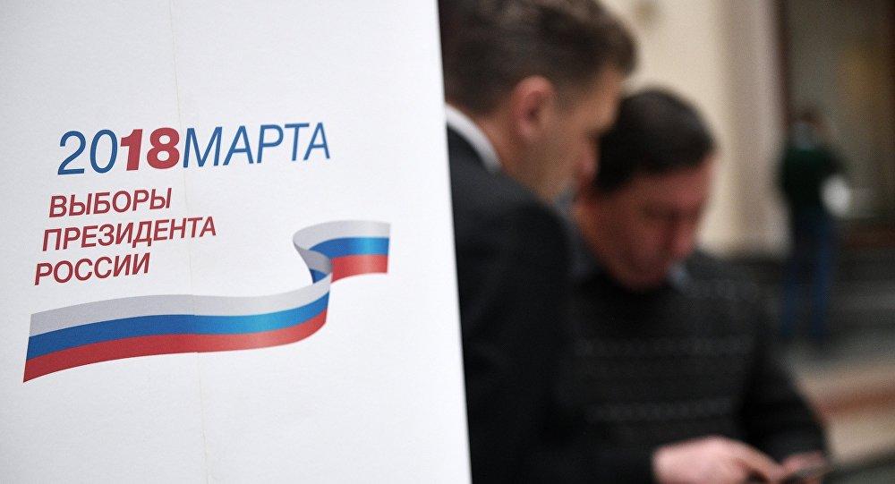 Rusya- Seçim
