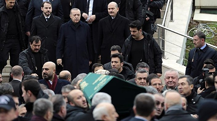 Törene, Cumhurbaşkanı Recep Tayyip Erdoğan da katıldı.