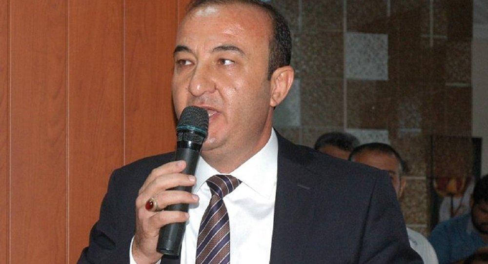 Ceyhan Belediye Başkanı Alemdar Öztürk