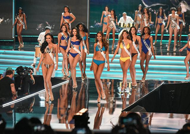 Kainat Güzeli Miss Universe Las Vegas