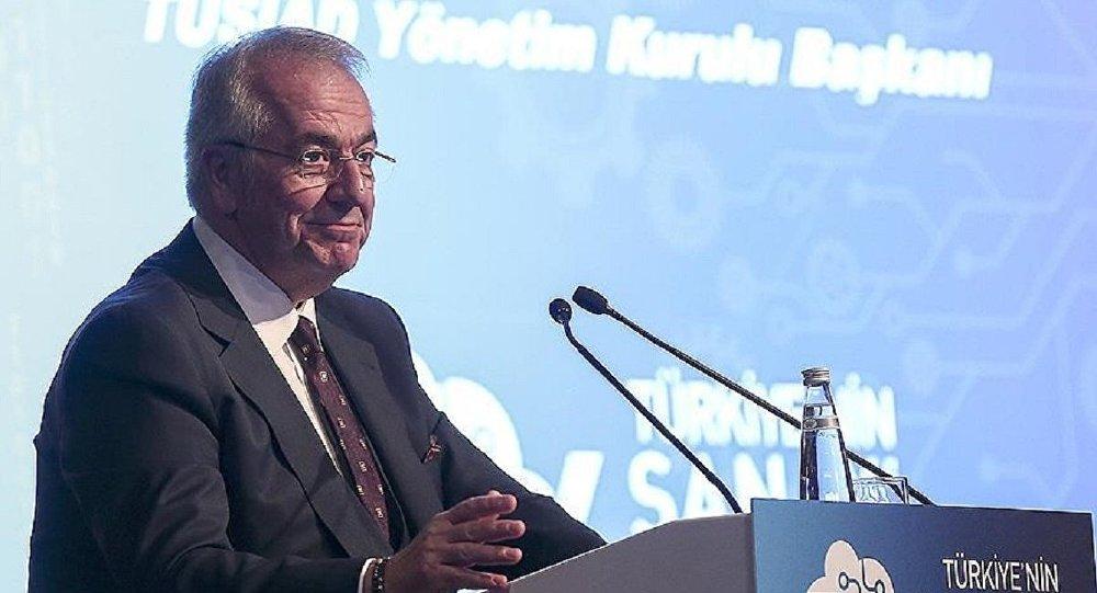 TÜSİAD Yönetim Kurulu Başkanı Erol Bilecik