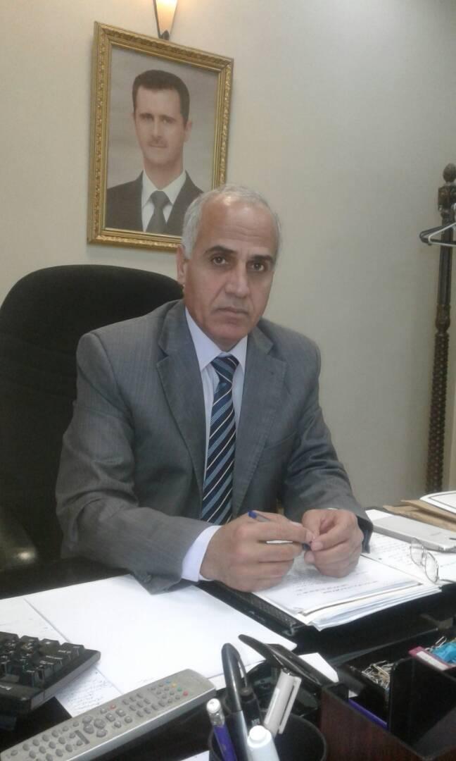 Suriyeli yazar ve politikacı İd el-Derviş
