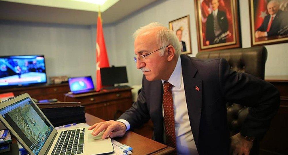 Eski TRT Genel Müdürü İbrahim Şahin