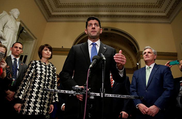 Temsilciler Meclisi Başkanı Paul Ryan