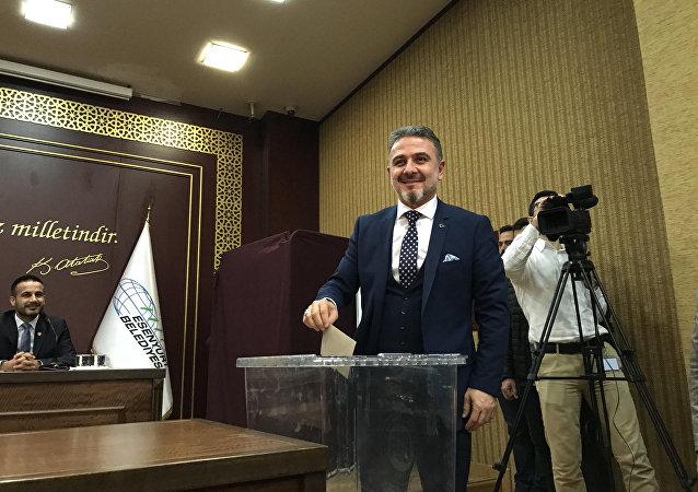 Ali Murat Alatepe
