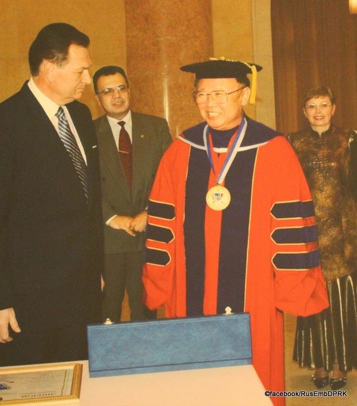 Andrey Karlov'un Kuzey Kore'de geçirdiği yıllar
