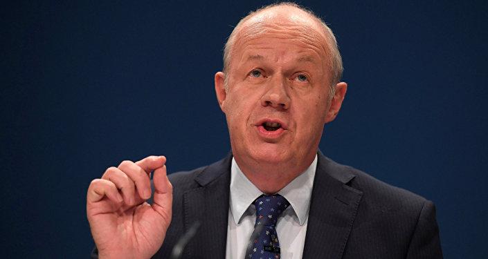 İngiltere Başbakan Yardımcısı Damian Green