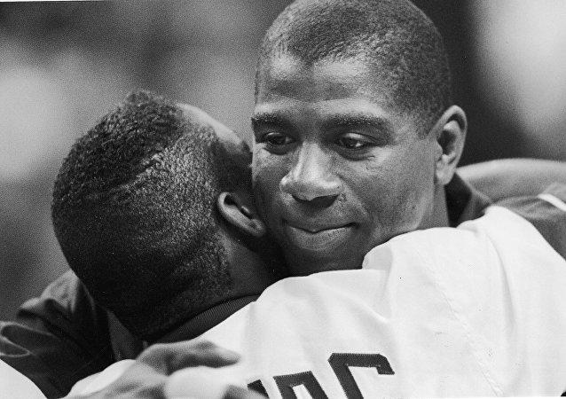 Magic Johnson Isiah Thomas 42. NBA All Star