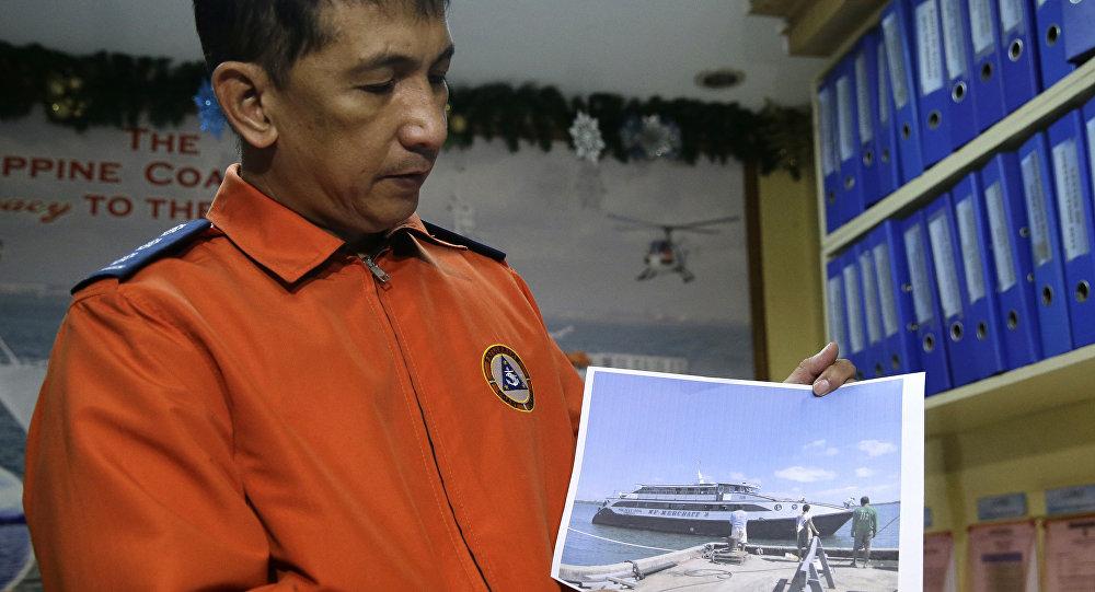 Filipinler'de batan 'Mercraft 3' feribotu