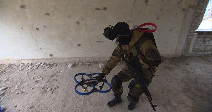 Rusya'da göz hareketleriyle yönetilen İHA test ediliyor