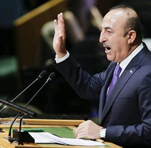 Mevlüt Çavuşoğlu BM Genel Kurulu