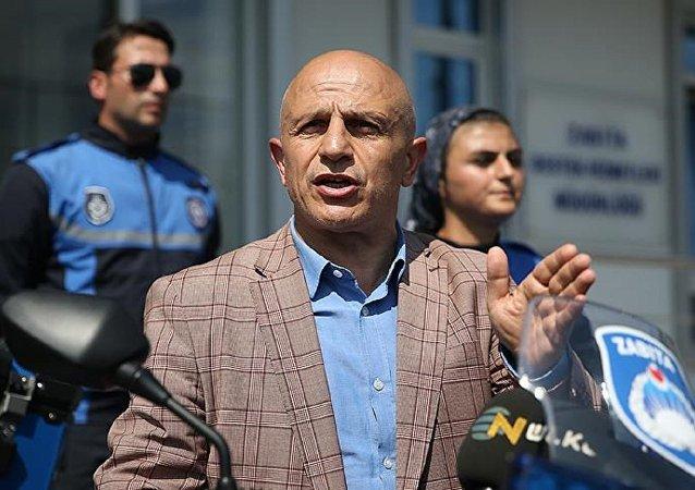İBB Zabıta Daire Başkanı Tayfun Karali