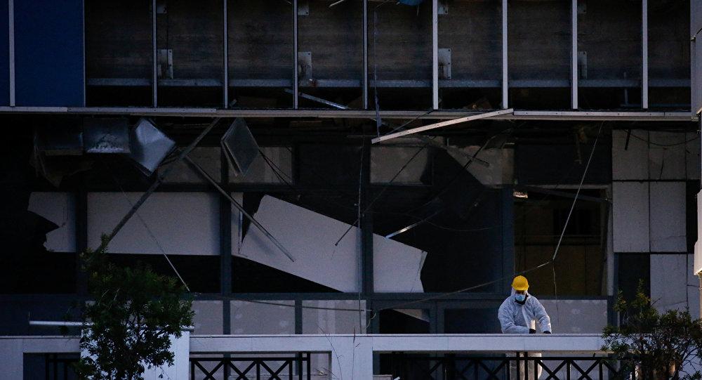 Atina Temyiz Mahkemesi- Bombalı saldırı