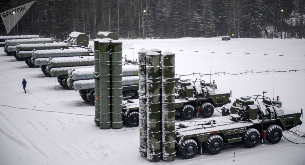 Rus ordusundan S-400'lü tatbikat