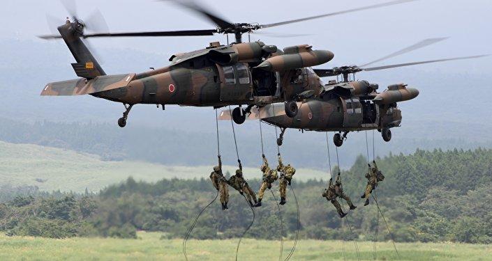 Japonya Öz Savunma Kuvvetleri