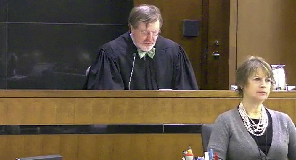 Yargıç James Robart