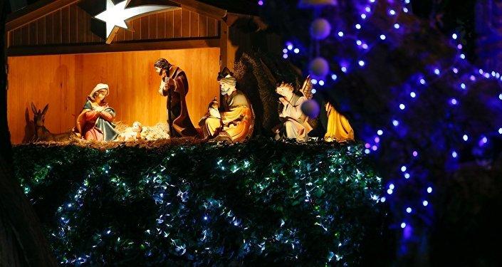 İzmir Noel ayini