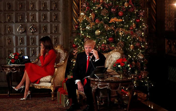 Trump'ın Noel dileği kendisiyle çelişti: Barış istiyorum