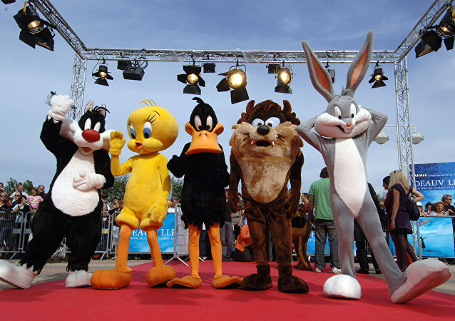 Sylvester, Tweety, Daffy Duck, Taz ve Bugs Bunny