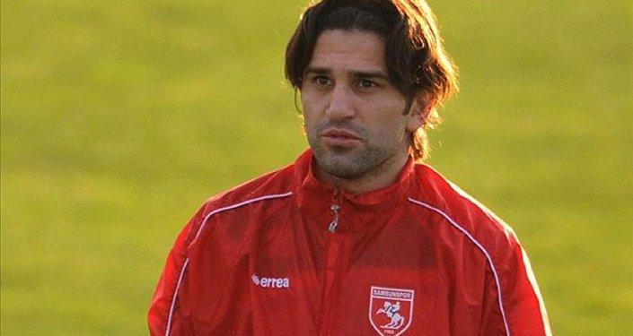 Eski milli futbolcu Uğur Boral