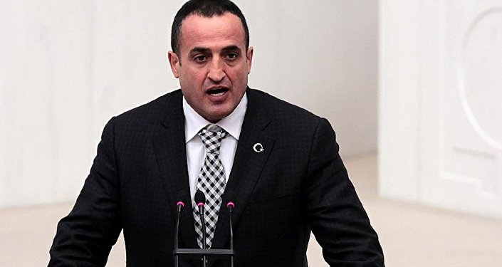 MHP İstanbul Milletvekili Atila Kaya