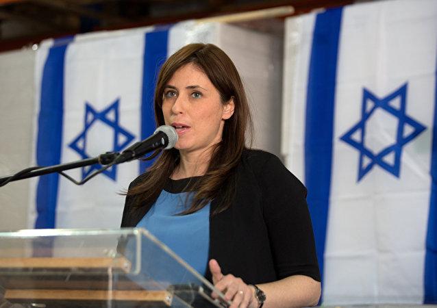 İsrail Dışişleri Bakanı Yardımcısı Tzipi Hotovely