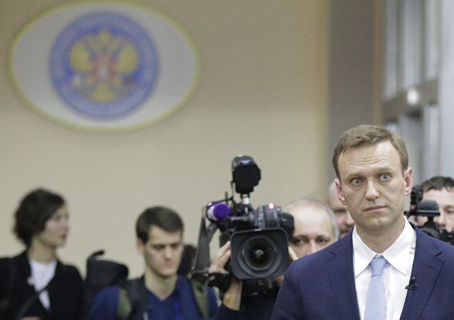 Aleksey Navalniy
