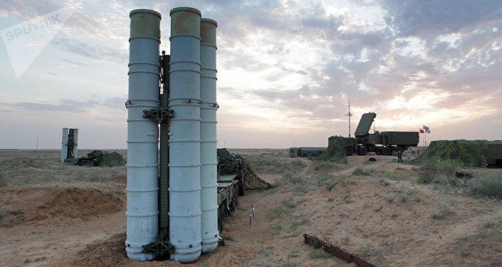 S-400 sistemleri