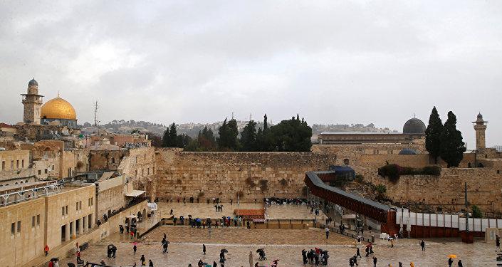 Kudüs Ağlama Duvarı