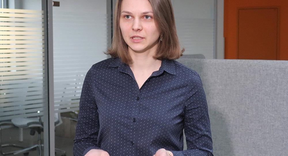 Ukraynalı satranç şampiyonu Anna Muzıçuk