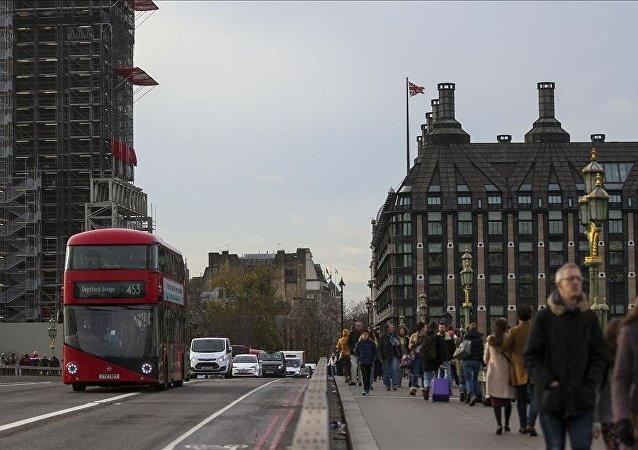 İngiltere'nin başkenti Londra