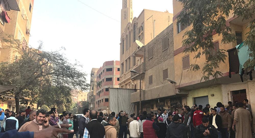 Mısır- Kilise