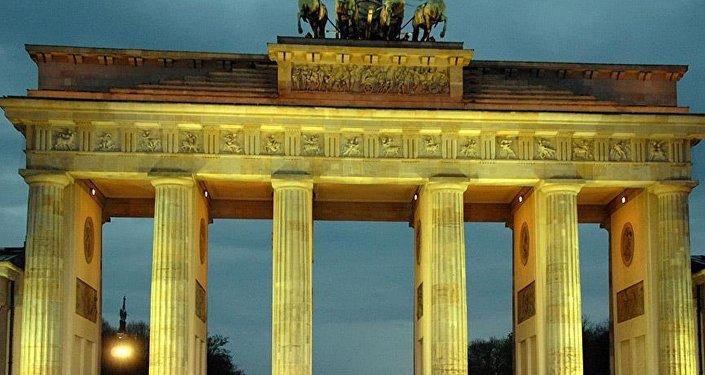Berlin- Brandenburg Kapısı