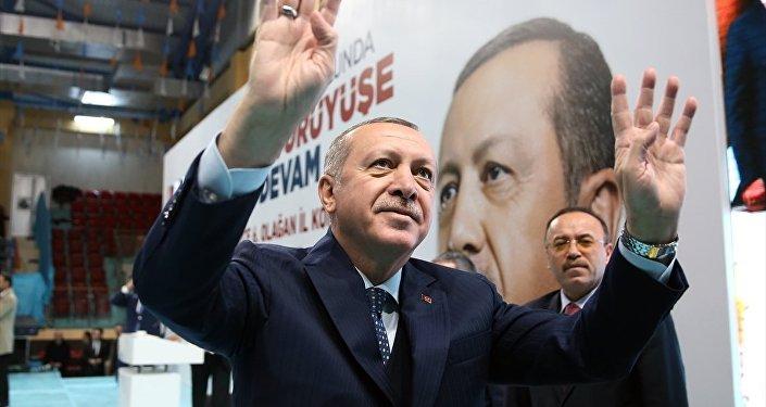 Cumhurbaşkanı ve AK Parti Genel Başkanı Recep Tayyip Erdoğan, partisinin Düzce 6. Olağan İl Kongresine katıldı. Cumhurbaşkanı Erdoğan, programda konuşma yaptı.