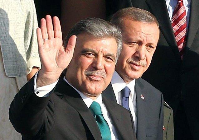 Recep Tayyip Erdoğan - Abdullah Gül
