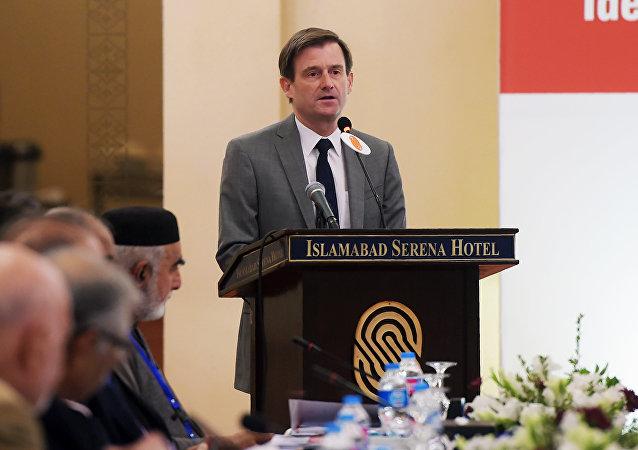 ABD'nin İslamabad Büyükelçisi David Hale