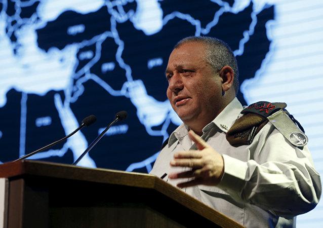 İsrail Genelkurmay Başkanı Gadi Eizenkot